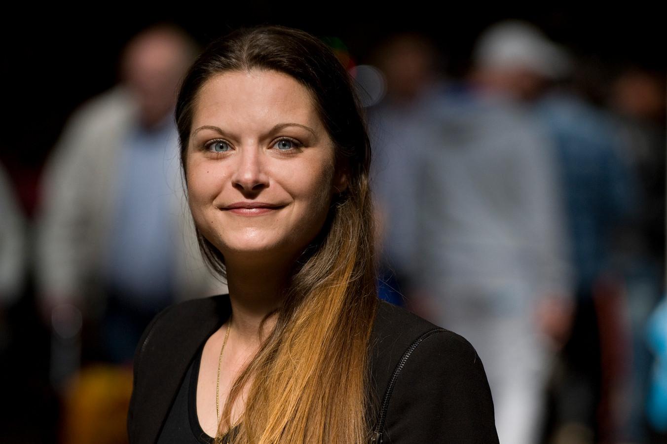 Dominique Meijer uit Tiel.