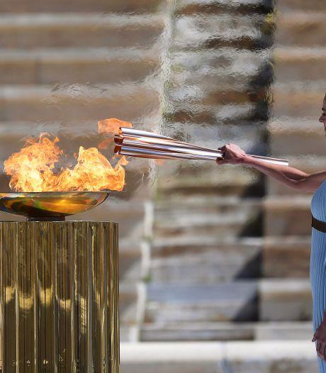 Organisatoren Spelen vrezen mensenmassa's bij olympische vlam