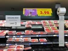 Paniek in de VS: er is een tekort aan hamburgers