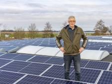 Liever met zonnepanelen het dak op dan naar de groene weilanden van Bentpolder bij Vollenhove