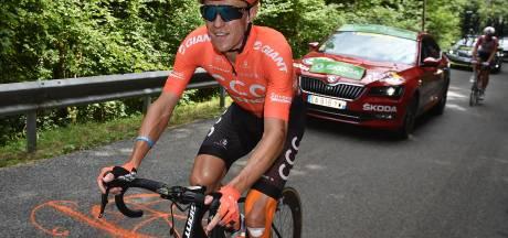 Serge Pauwels raccroche son vélo à 36 ans