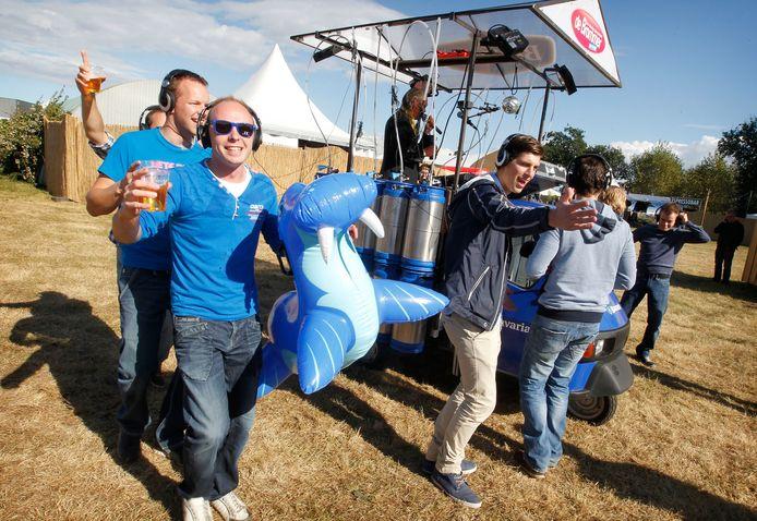 In 2012 konden festivalliefhebbers tijdens Zó! al eens hun hartje ophalen op het evenemententerrein bij Bavaria in Lieshout.