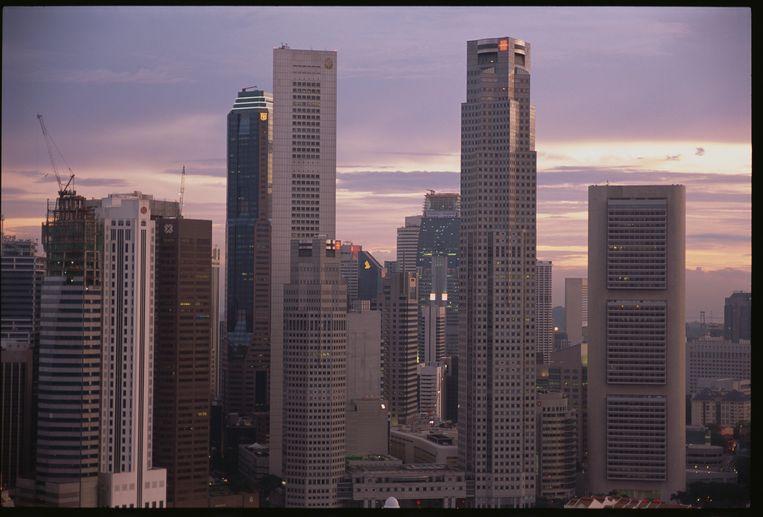 Singapore, 1995. Beeld Getty