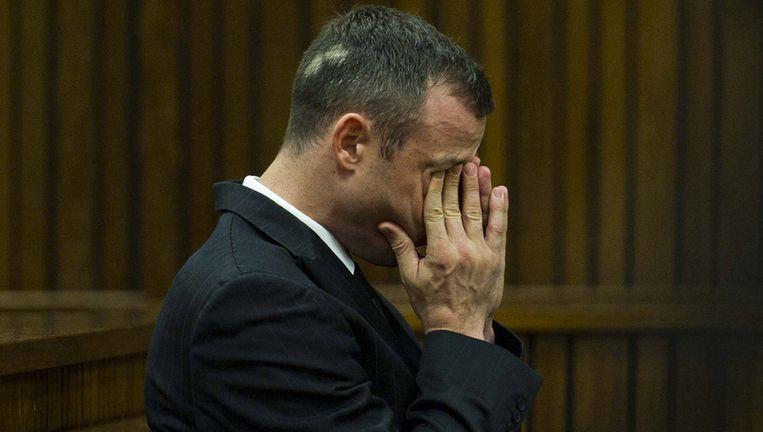 Oscar Pistorius Beeld getty
