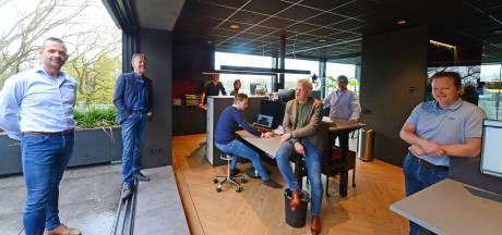 FONS. uit Hengelo, met een punt dus, maakt 'mooie gebouwen  waarin mensen zich goed voelen'