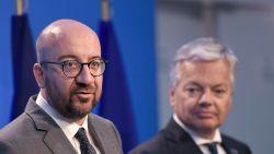 """Michel en Reynders reageren op VN-speech Trump: """"Europa moet eigen keuzes maken"""""""