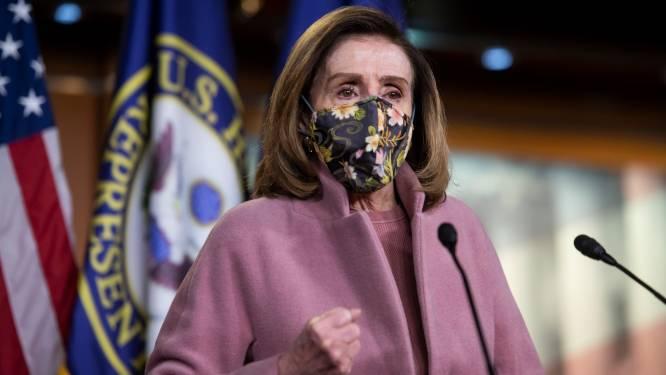 Laptop van Nancy Pelosi nog steeds spoorloos na bestorming Capitool