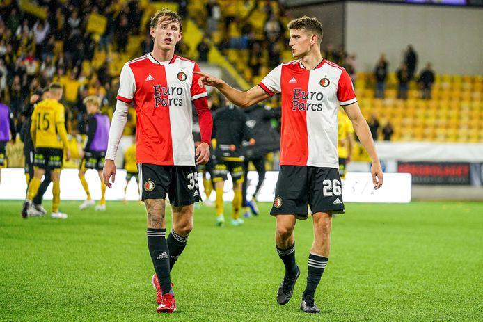 Feyenoord verloor van Elfsborg (3-1), maar verzekerde zich van een Conference League-ticket.