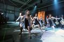De sobere intensiteit van gepassioneerde dans.