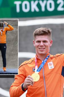 Dit heb je gemist: Goud Kimmann en brons Merel Smulders bij BMX, trieste aftocht Grol