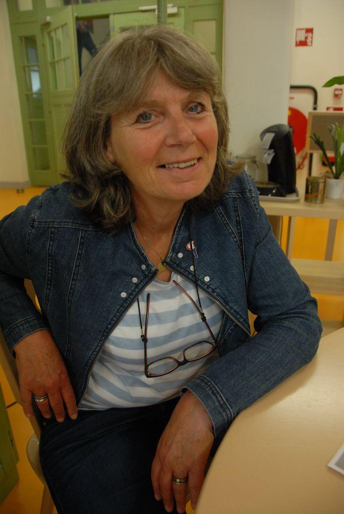 Gerdien de Wal.