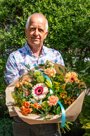 De heer F.G.M.B. (Frans) Bruinsma (66) uit Hilvarenbeek