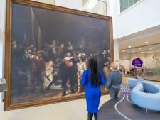 Levensgrote replica van de Nachtwacht komt weer naar Zeeland