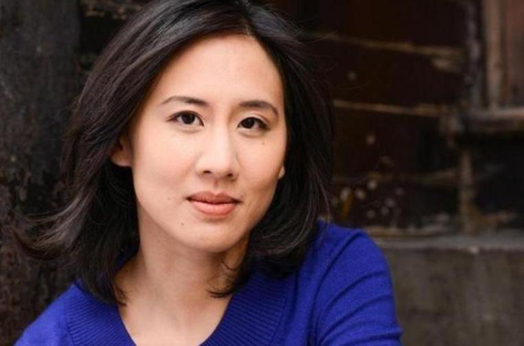 De Amerikaans-Aziatische schrijfster Celeste Ng.