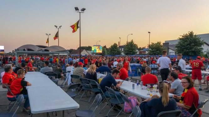 Europees Kampioenschap op groot scherm in Oudenaarde en Kluisbergen