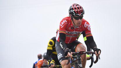 Lotto Soudal trekt met vier Belgen naar La Primavera