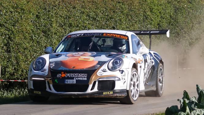Winst voor Monnens-Ozeel in Porsche 911 GT3 in jubileumeditie van Hemicuda Rally