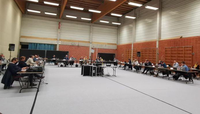 De gemeenteraad van Tielt