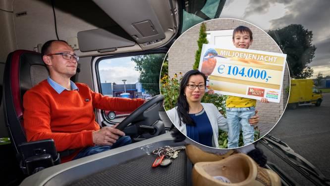 Nuchtere Nico (34) uit Steenwijk blijft gewoon rijden op de melkwagen na winst in Miljoenenjacht