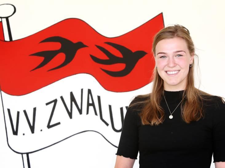 Fay (19) woont graag in Lage Zwaluwe, maar: 'Er mag wel vaker een feestje zijn'