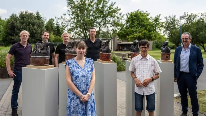 Ros Beiaard inspiratiebron voor Blijdorp: Klei-atelier pakt uit met unieke keramische beelden