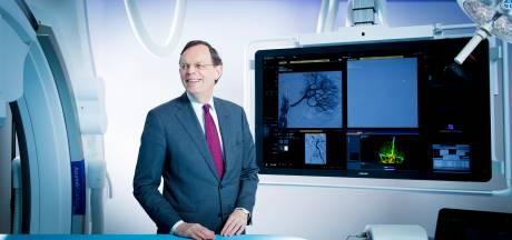 Philips-president Hans de Jong (64) zwaait af: 'Nederland is voor Philips belangrijk en wij denk ik ook voor Nederland'