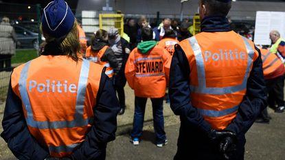 Grootste politie-operatie ooit in Roeselare voor komst Antwerp