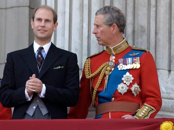 Nog een broedervete in Buckingham Palace? Prins Charles en Edward voeren stille oorlog