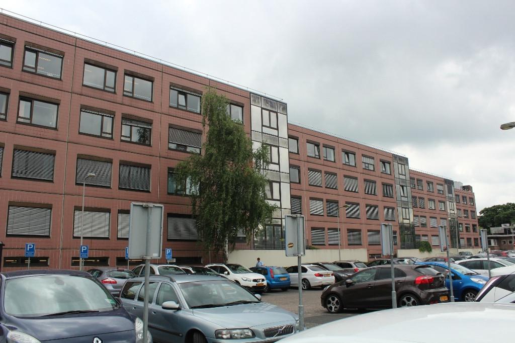 Het Amphia Ziekenhuis aan de Langendijk in Breda, dat plaats gaat maken voor een nieuwe woonwijk.