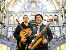 """Muzikant Marcelo Moncada speelt in openluchttheater Carrousel: """"Leuk om weer op een echt podium te staan"""""""