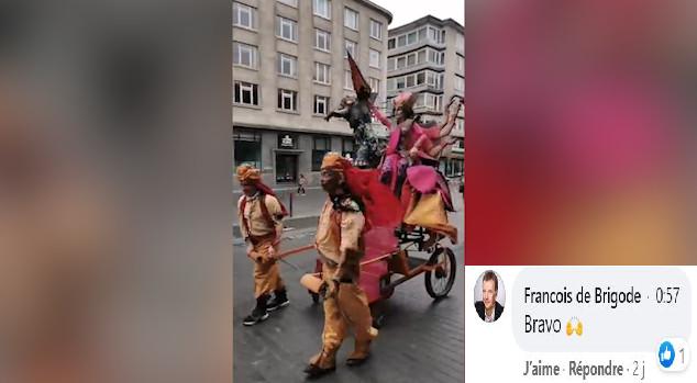 La Fête du Bruit à Charleroi a eu un certain retentissement