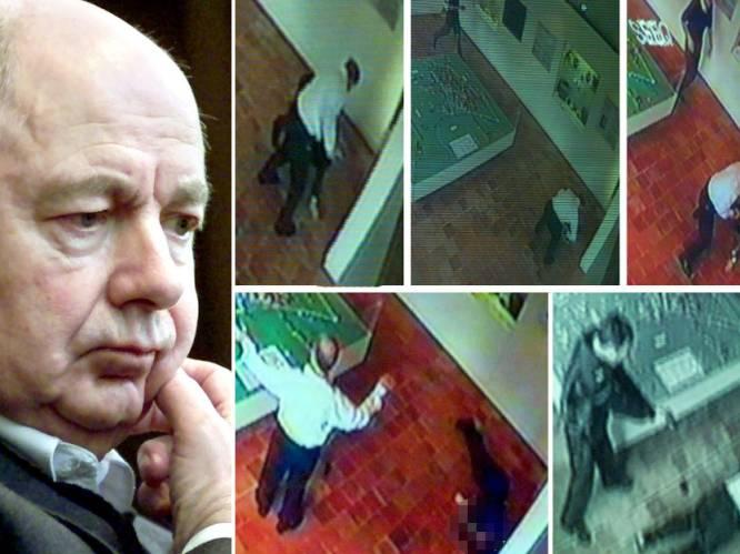 Passionele moorden in Vlaanderen. De museummoord: zijn seksuele prestaties hield hij bij in een 'agenda der lusten'
