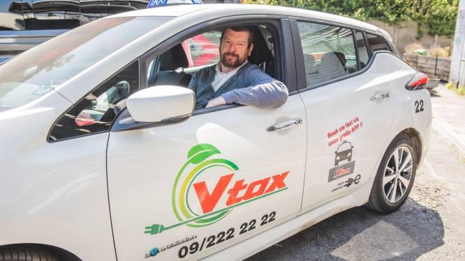 """Grootste taxibedrijf van Gent dringend op zoek naar extra personeel: """"Aantal taxiritten exponentieel gestegen"""""""