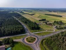 Hardenberg wil N34 en N36 veiliger: motie voor vierbaansweg