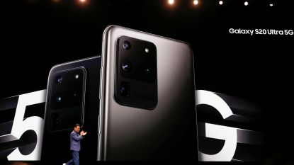 Eerste smartphone met 5G op komst, maar ben je er ook iets mee?