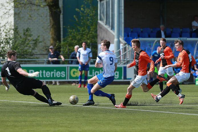 Archieffoto SV Deurne - Venlosche Boys