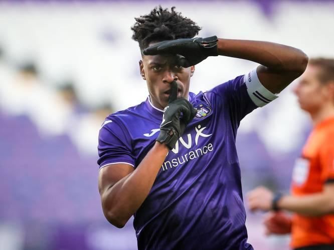 """Matchwinnaar Sambi Lokonga droomt lachend van meer: """"Champions League? We bekijken het per week"""""""
