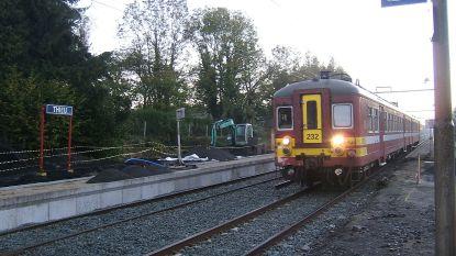 Vrouw (81) wil sporen oversteken, maar wordt gegrepen door trein