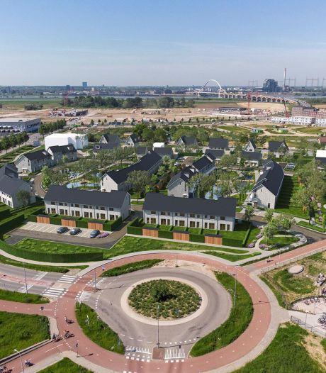 Eén op de negen huizen in Waalsprong is van belegger: 'Gebruikelijke praktijk'