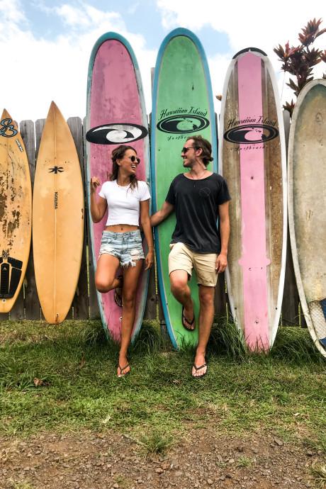 Stijn en Anouk leven hun droom en reizen de wereld over: 'Ultiem gevoel van vrijheid'