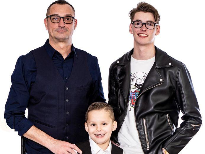 Vrienden van zijn zoons Damian (20) en Senna (9) waren altijd welkom bij Remco Hokke, de Vlaardinger die op 22 juli onverwacht overleed.