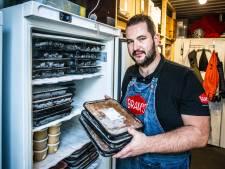Grote hoeveelheid vlees gestolen bij Bram's Gourmet in Numansdorp