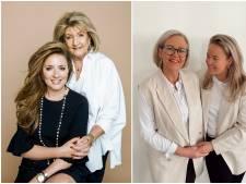 Deze dochters werken met hun moeder: 'Ik heb veel van haar geleerd'