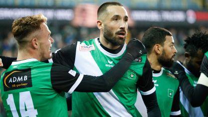 Cercle geeft Lierse oplawaai in strijd om tweedeperiodetitel in 1B (4-1)