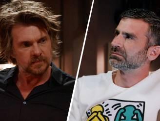 Loopt het definitief fout tussen Zjef en Rudi in 'Familie'?