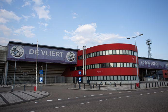 Den Bosch, 11-07-2019, Sportpark De Vliert, season 2020-2021, Dutch Football Keuken Kampioen Divisie, Den Bosch - De Graafschap, Stadium De Vliert home of FC Den Bosch