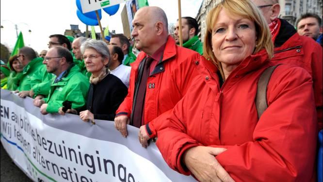 Socialistische vakbond dreigt met acties tegen pensioenplan