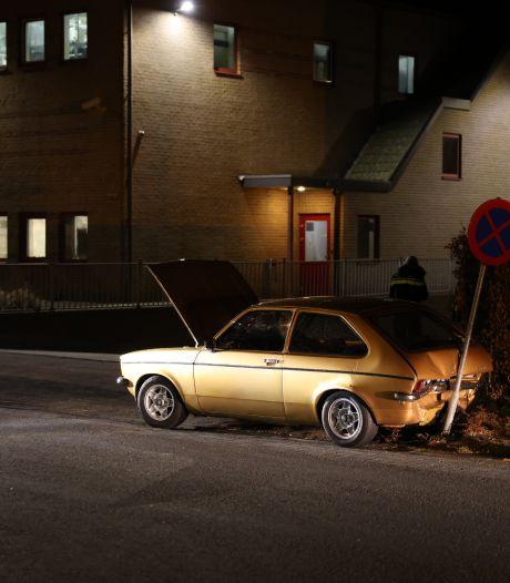 'Straatrace' blijkt spectaculaire reconstructie van politie in Epe te zijn