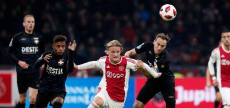KNVB houdt rekening met CL-kwartfinales Ajax: twee duels Willem II verplaatst