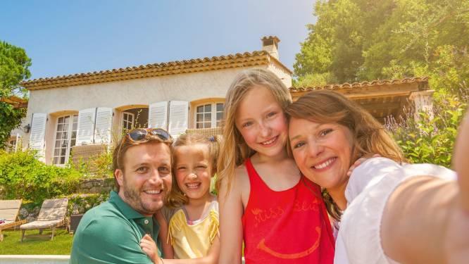 Vakantiehuis voor volgend jaar is al geboekt (en dat mag wat kosten)